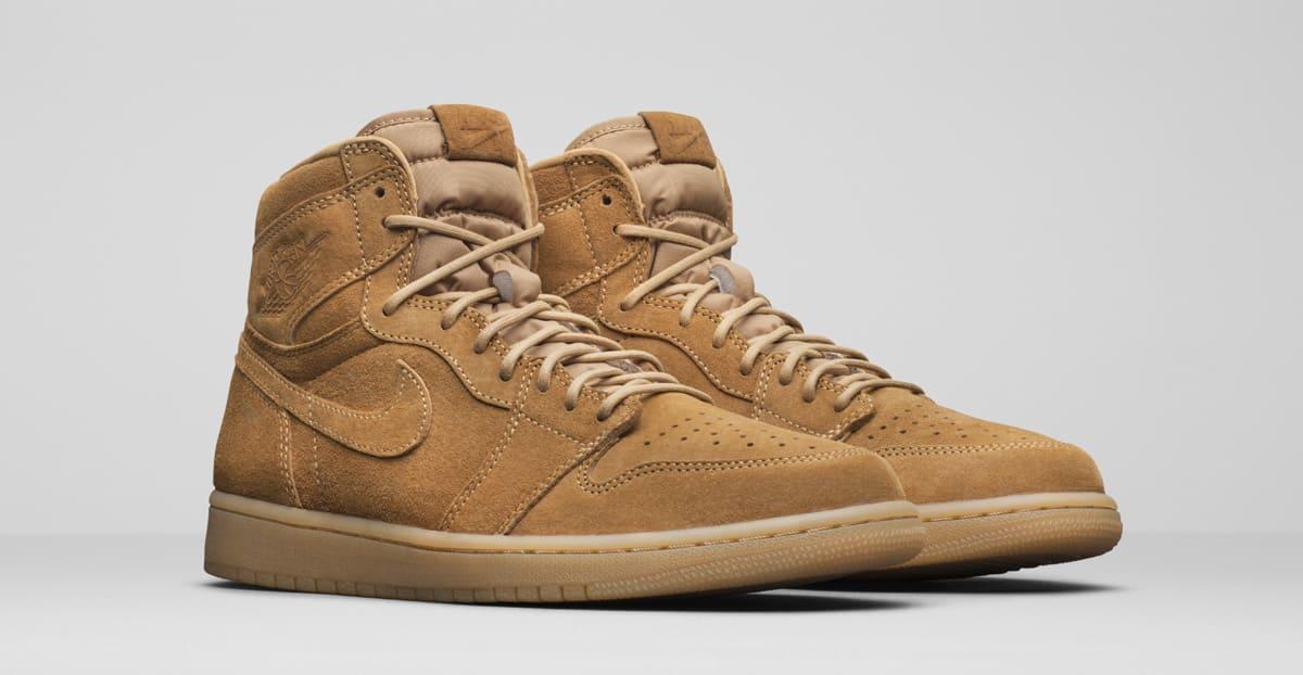Air Jordan 1 Wheat