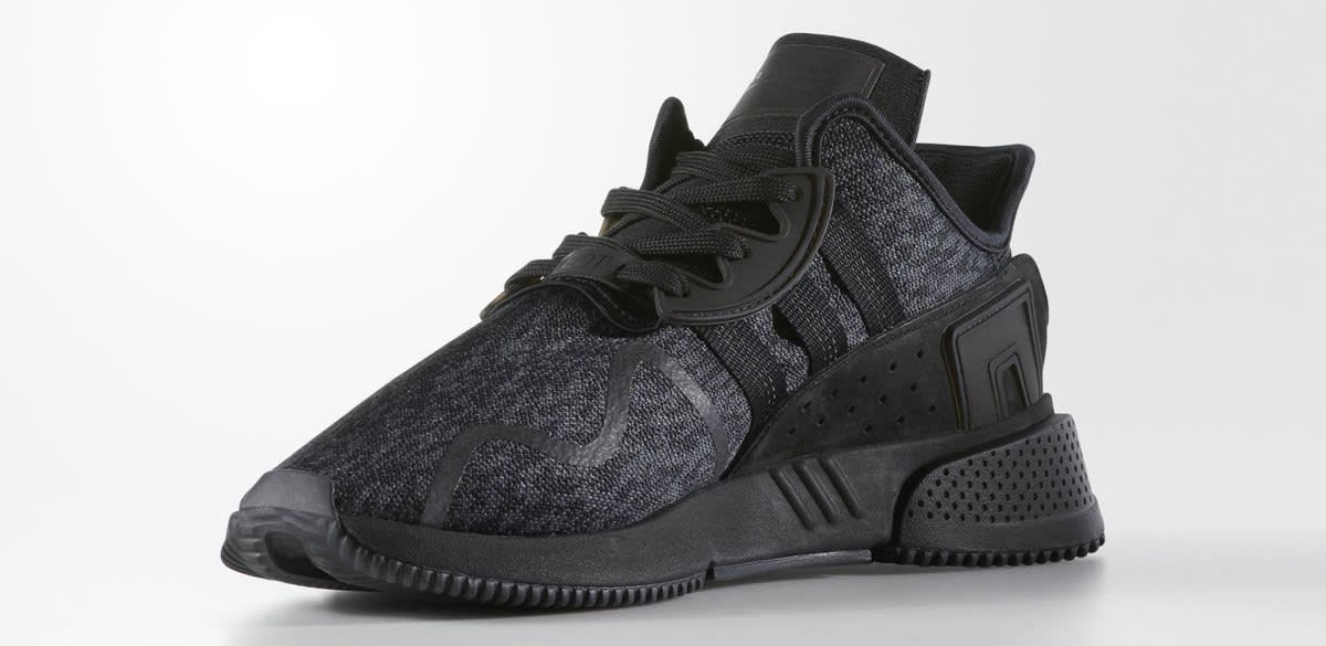 Adidas EQT Cushion ADV Black Medial
