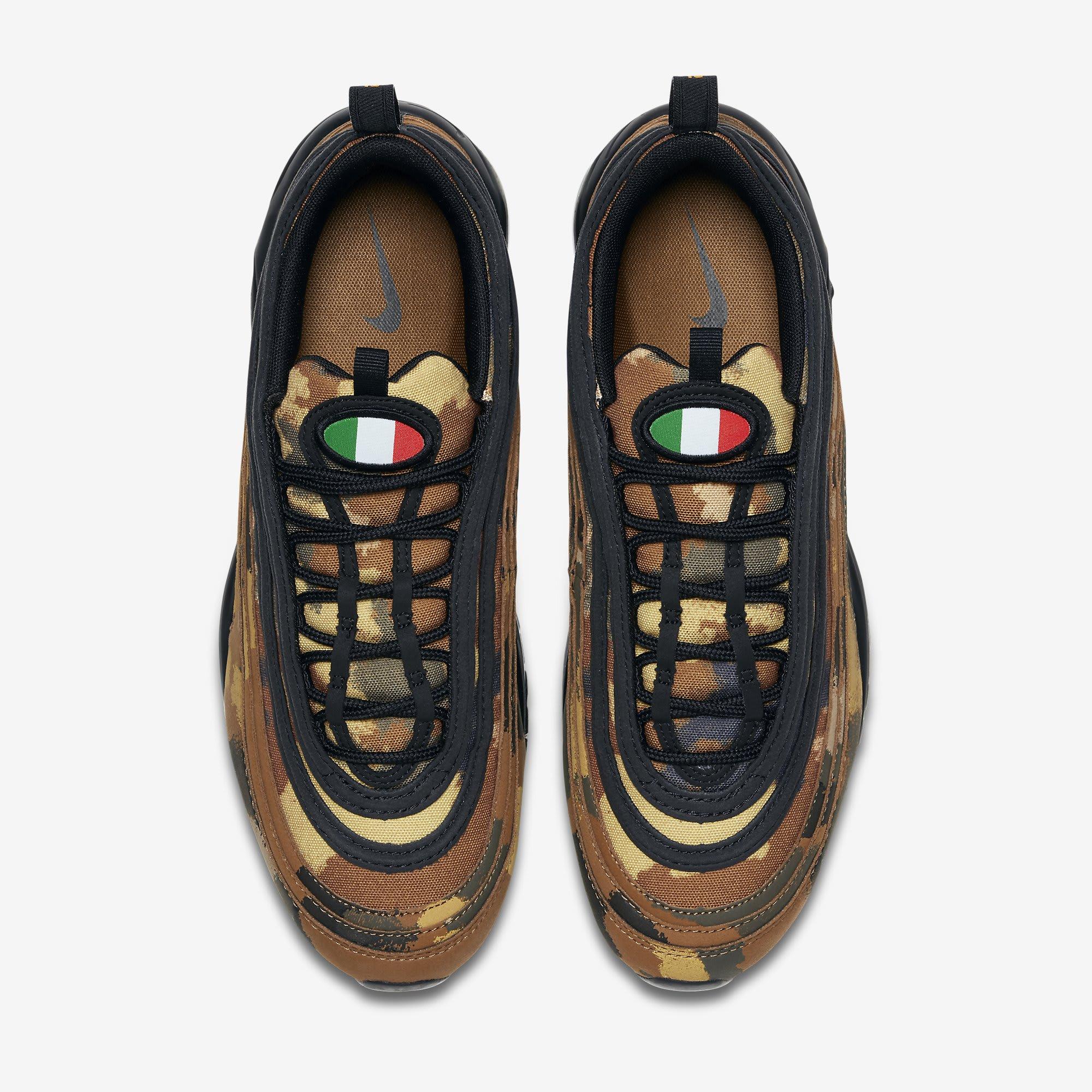 Nike Air Max 97 'Country Camo' Italy AJ2614-202 (Top)