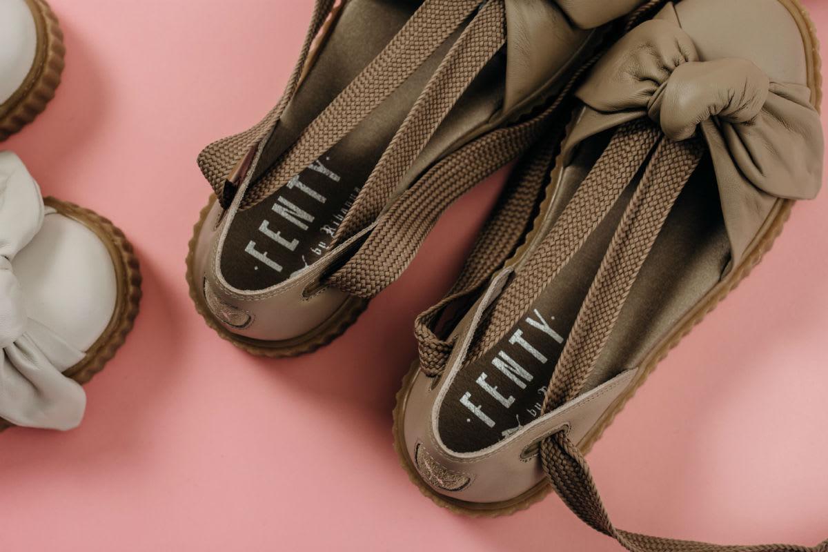 Puma x Rihanna Bow Creeper Sandal (8)