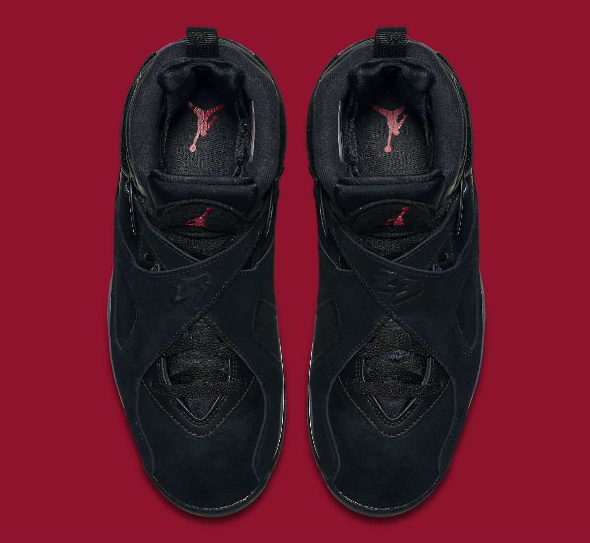 48bee7117c022e ... reduced air jordan 8 bred black gym red wolf grey release date top  305381 022 7264d
