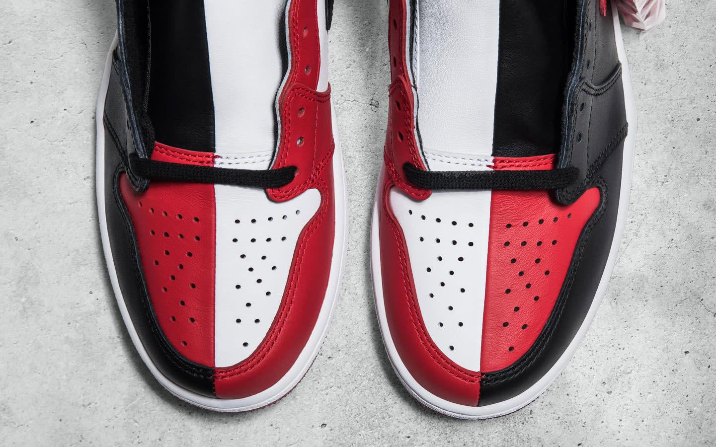 Air Jordan 1 Homage to Home Split Sample Toe