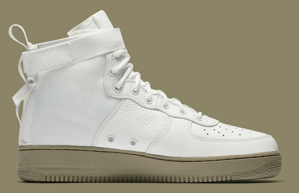 Nike Air Force 1 Mid Men White