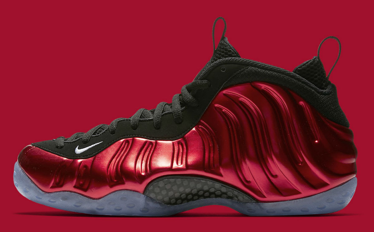 reputable site 8ec75 49cc5 ... low price nike air foamposite one metallic red release date profile  314996 610 dbbd1 b403b