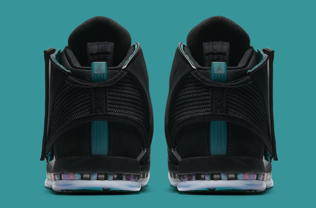 Air Jordan 16 XVI CEO Boardroom Release Date Heel AA1235-003