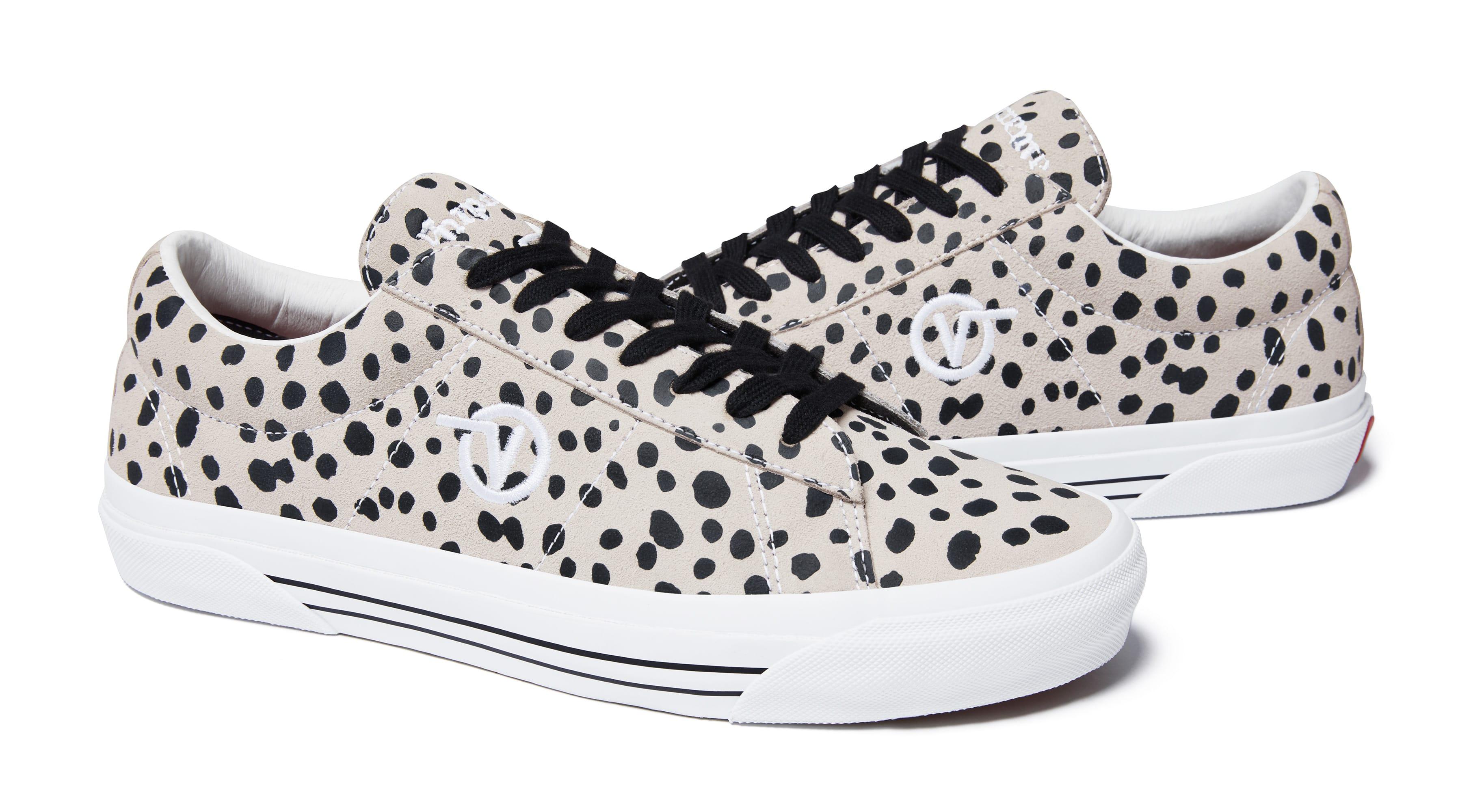 Supreme x Vans Sid Pro 'Dots'