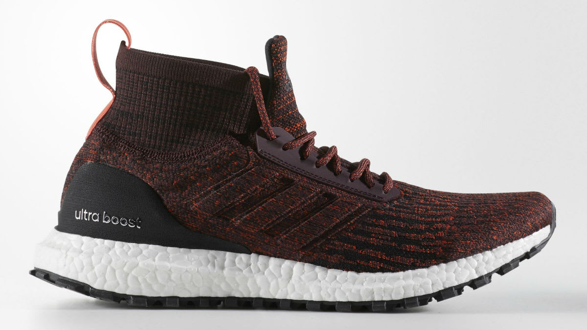 Adidas Ultra Boost ATR Mid Burgundy Energy Black Release Date Profile S82035