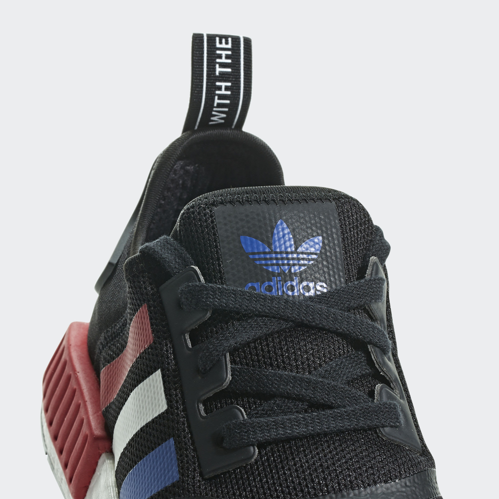 Adidas NMD R1 Color Pack Tricolor Release Date F99712 Tongue
