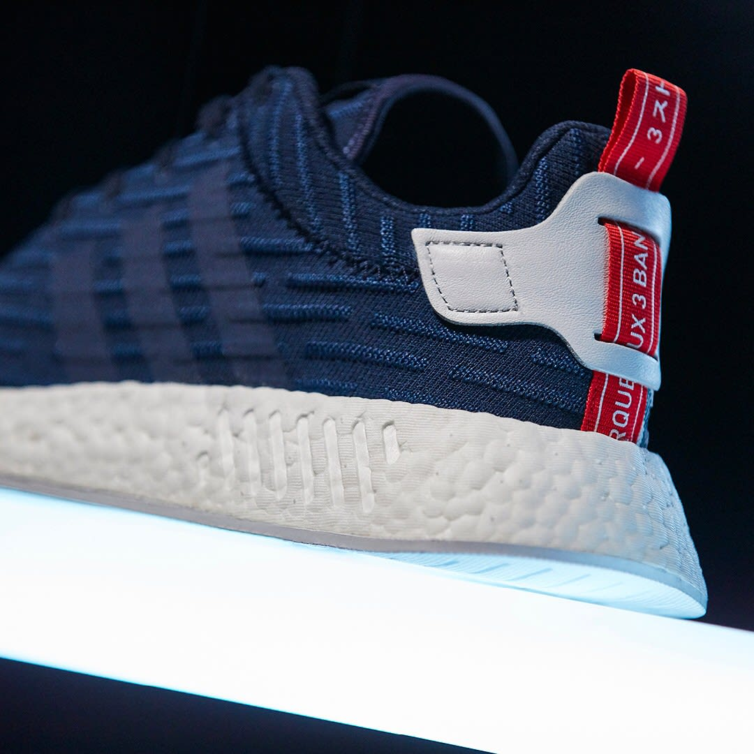ADIDAS OFFICIALLY INTRODUCES THE NMD R2 WITH A
