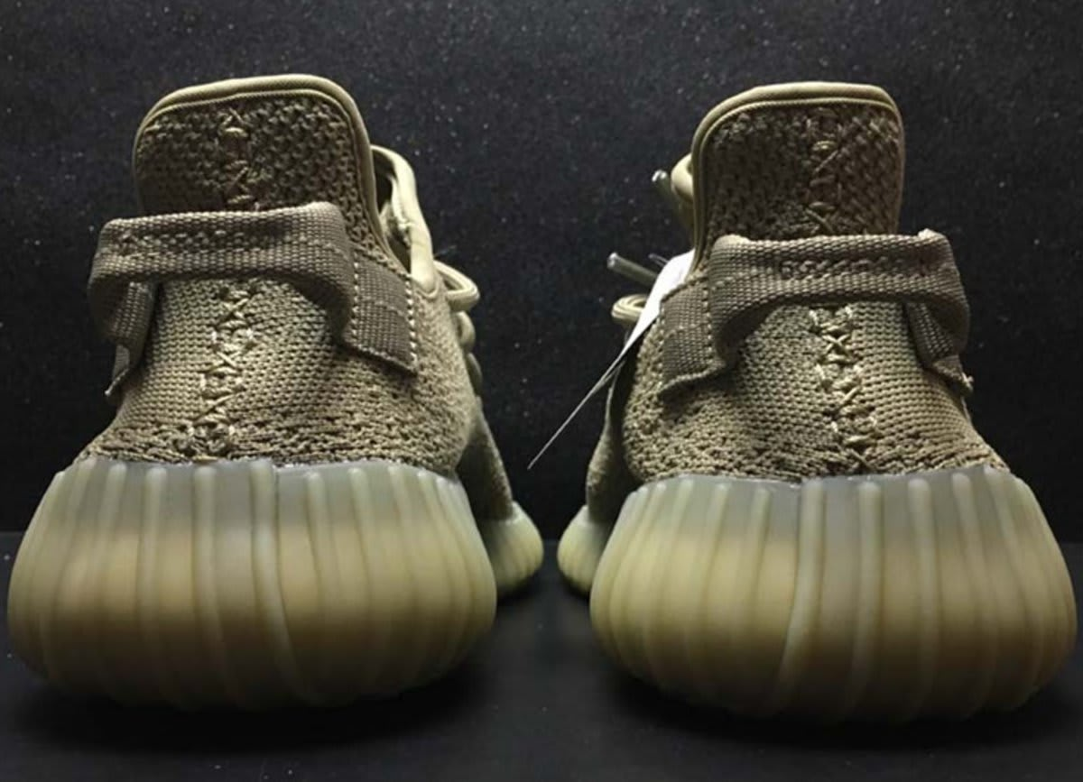2016 Adidas Yeezy Boost 350 Oxford Tan Real Boost AQ2661