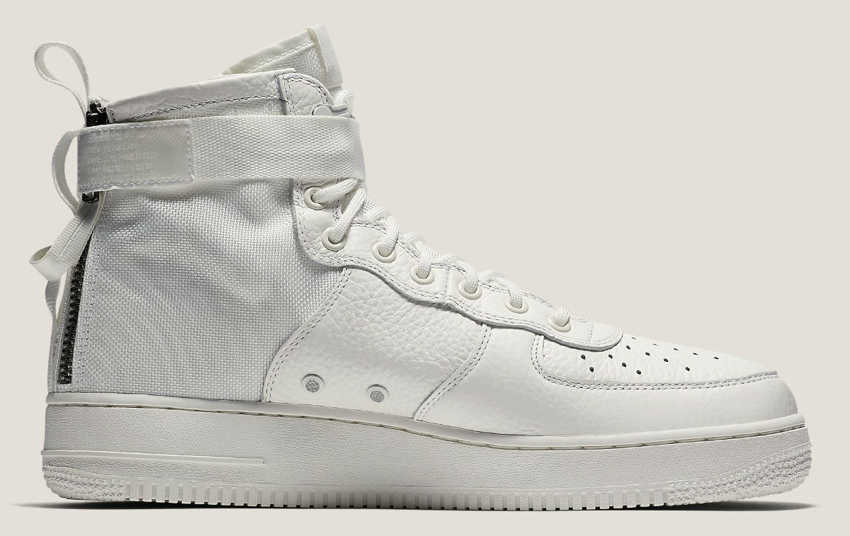 8782405ee56d48 Nike Special Field Air Force 1 Mid Ivory Release Date AA6655-100