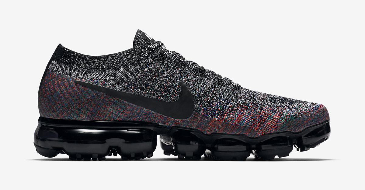 Nike Air VaporMax Chinese New Year 849558-016 Medial