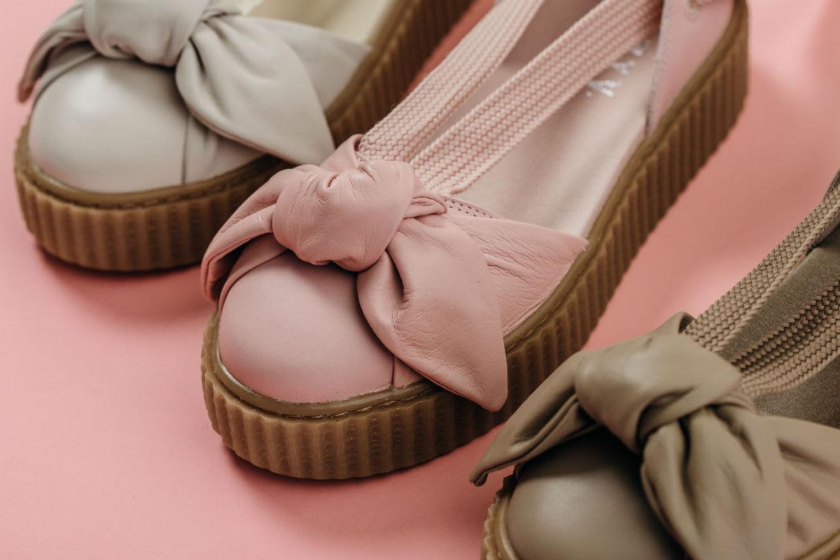 Puma x Rihanna Bow Creeper Sandal (9)