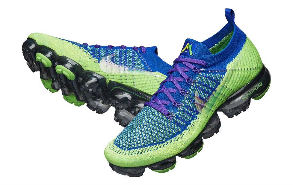 Nike Air VaporMax Doernbecher Andrew Merydith Release Date