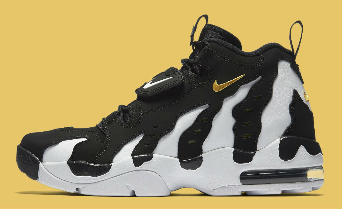 Nike Air DT Max 96 Black White Release Date 316408-003 Profile