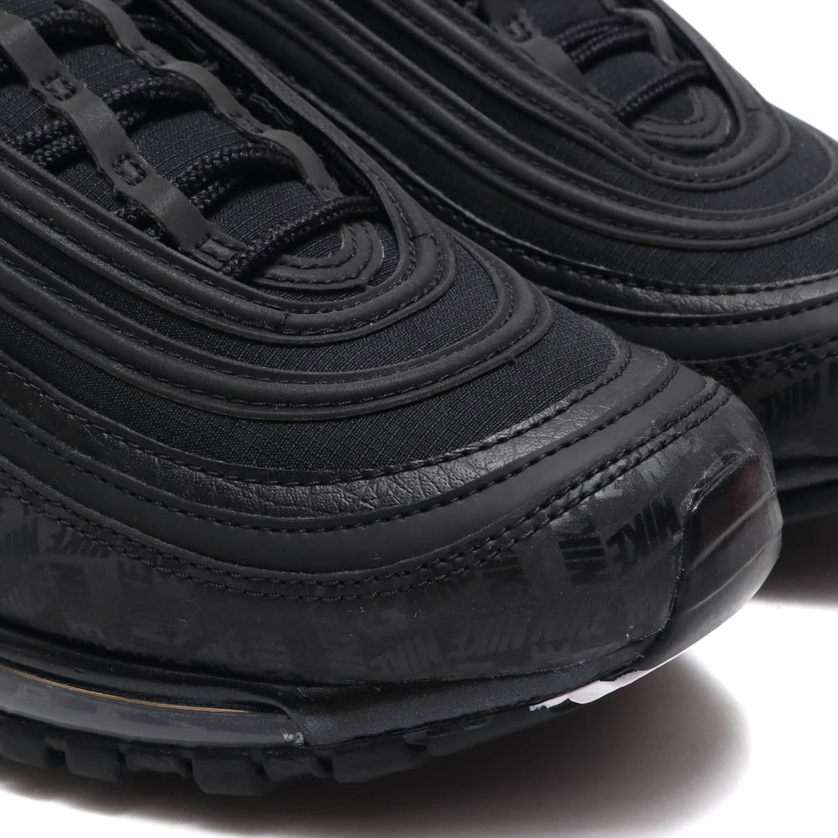 Nike Air Max 97 Black/University Red-Black AR4259-001 (Detail)