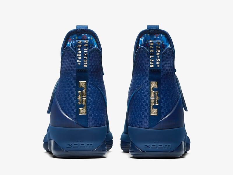Nike LeBron 14 Agimat Release Date Heel