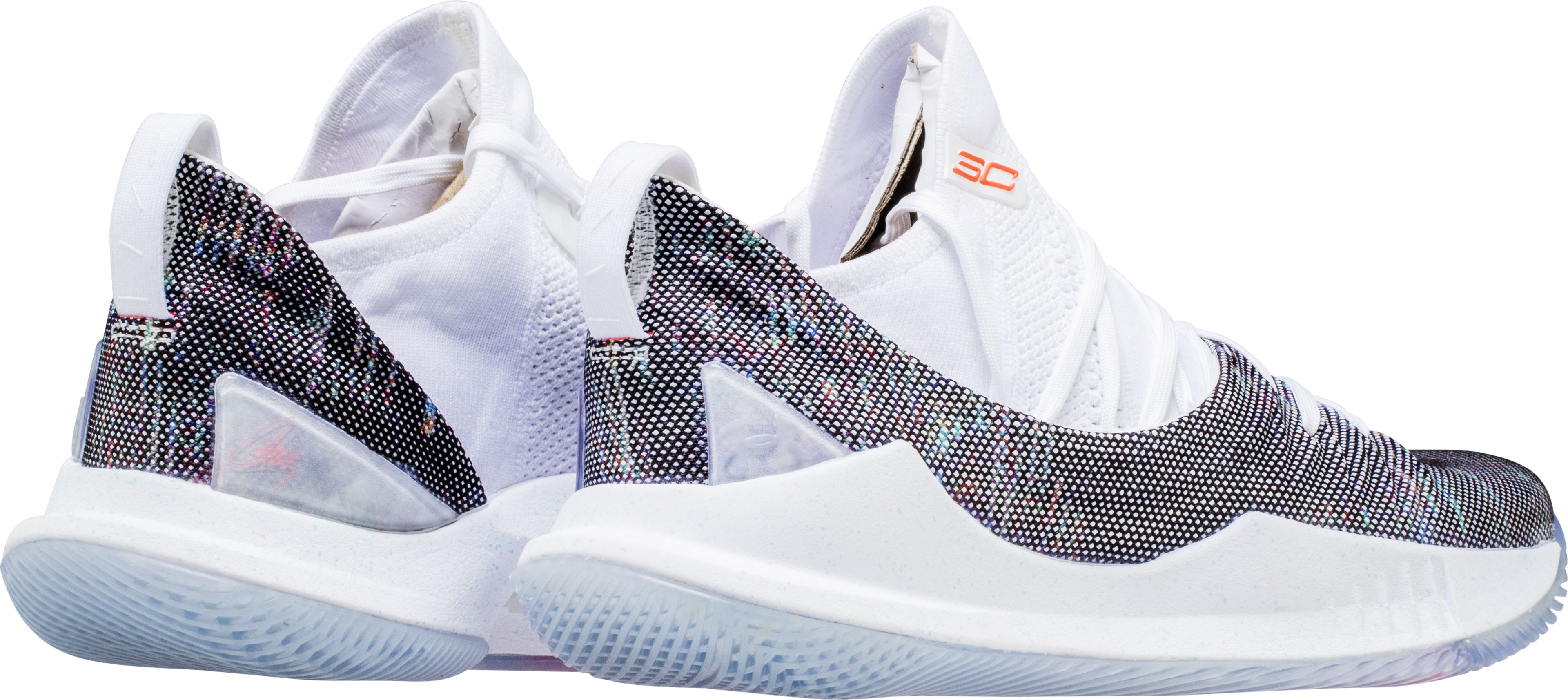 ee57ed016c4e Image via Shoe Palace Under Armour Curry 5  Welcome Home  (Heel)