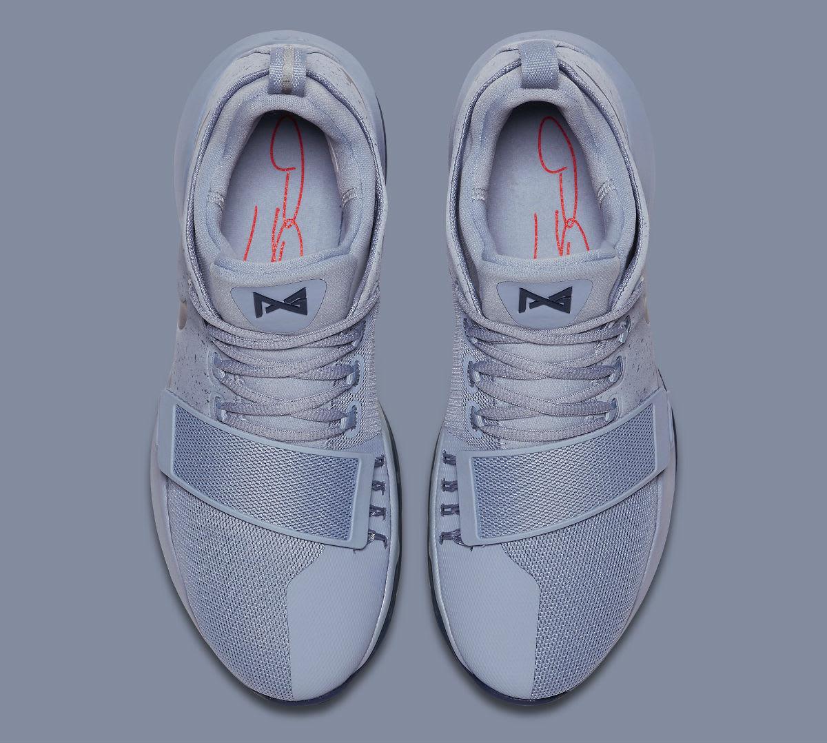 Nike PG 1 Glacier Grey Release Date Top 878627-044