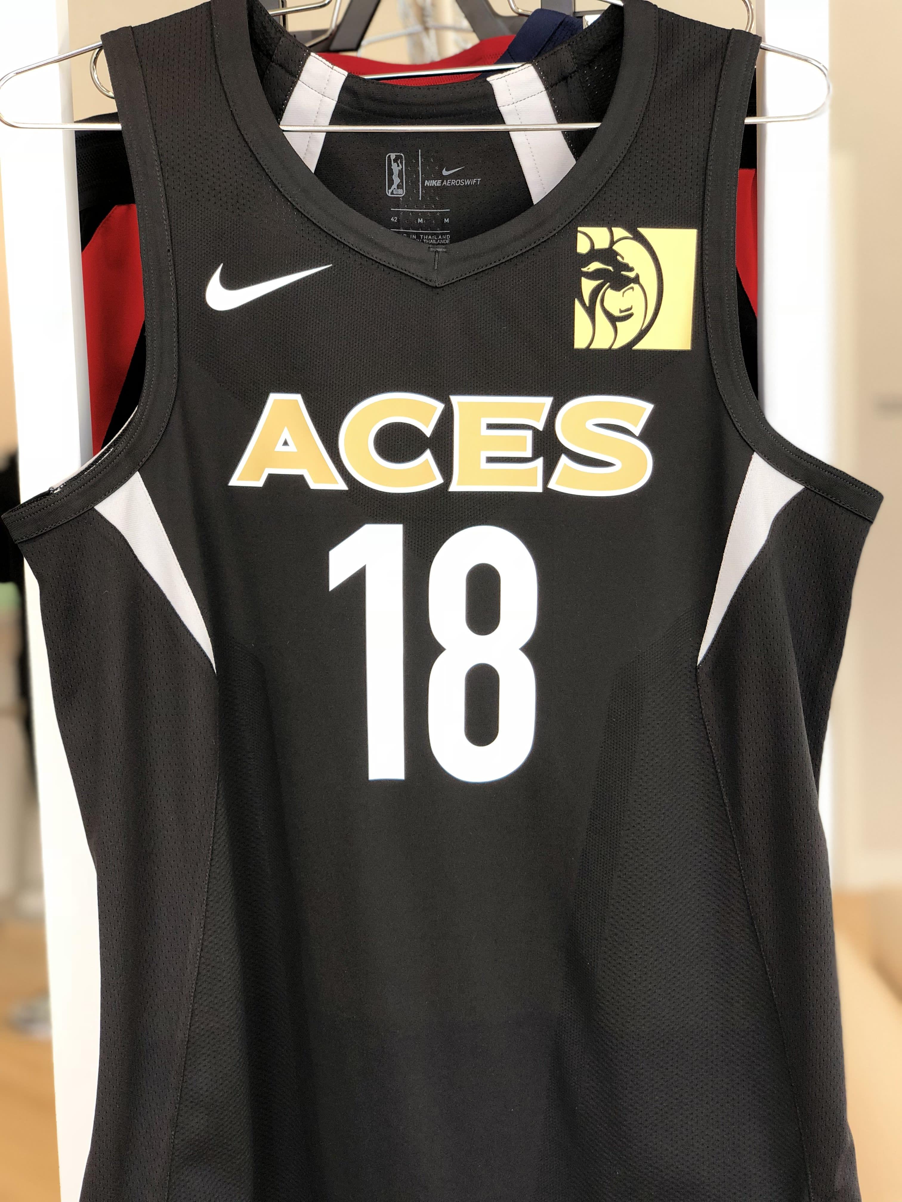 Las Vegas Aces WNBA Nike Jersey