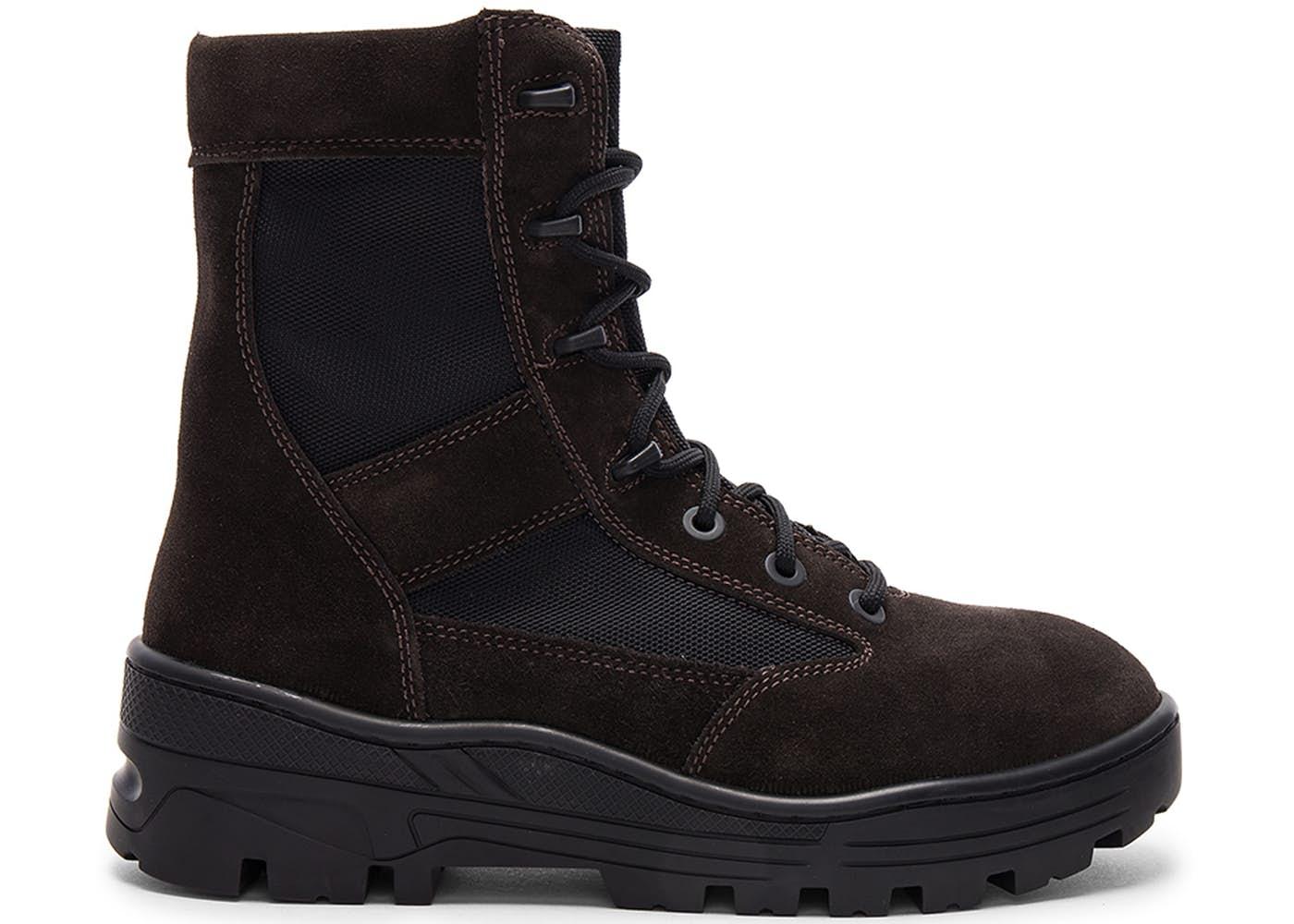 Yeezy Season 4 Combat Boot