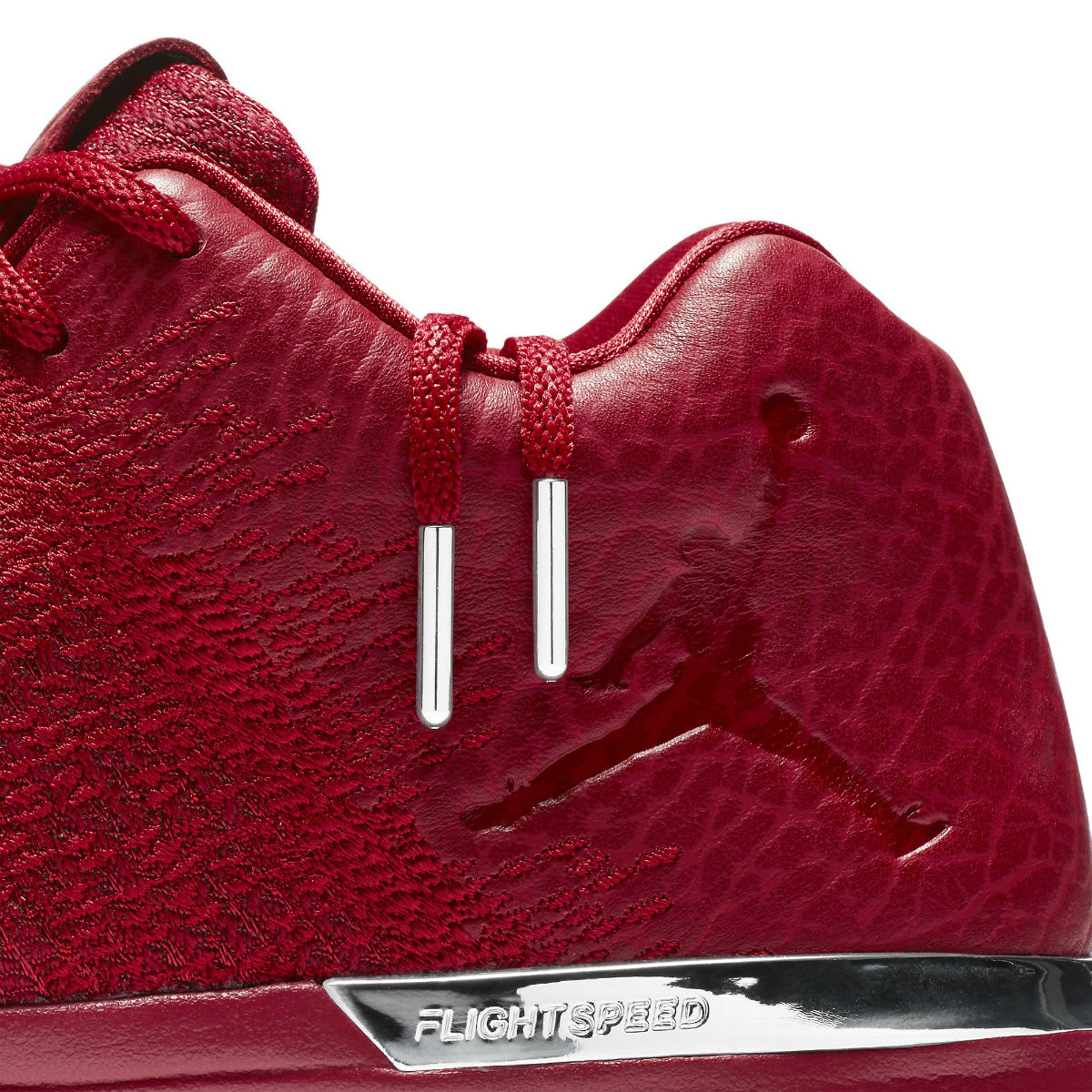 Air Jordan 31 Low Chicago Away Red Release Date Laces 897564-601