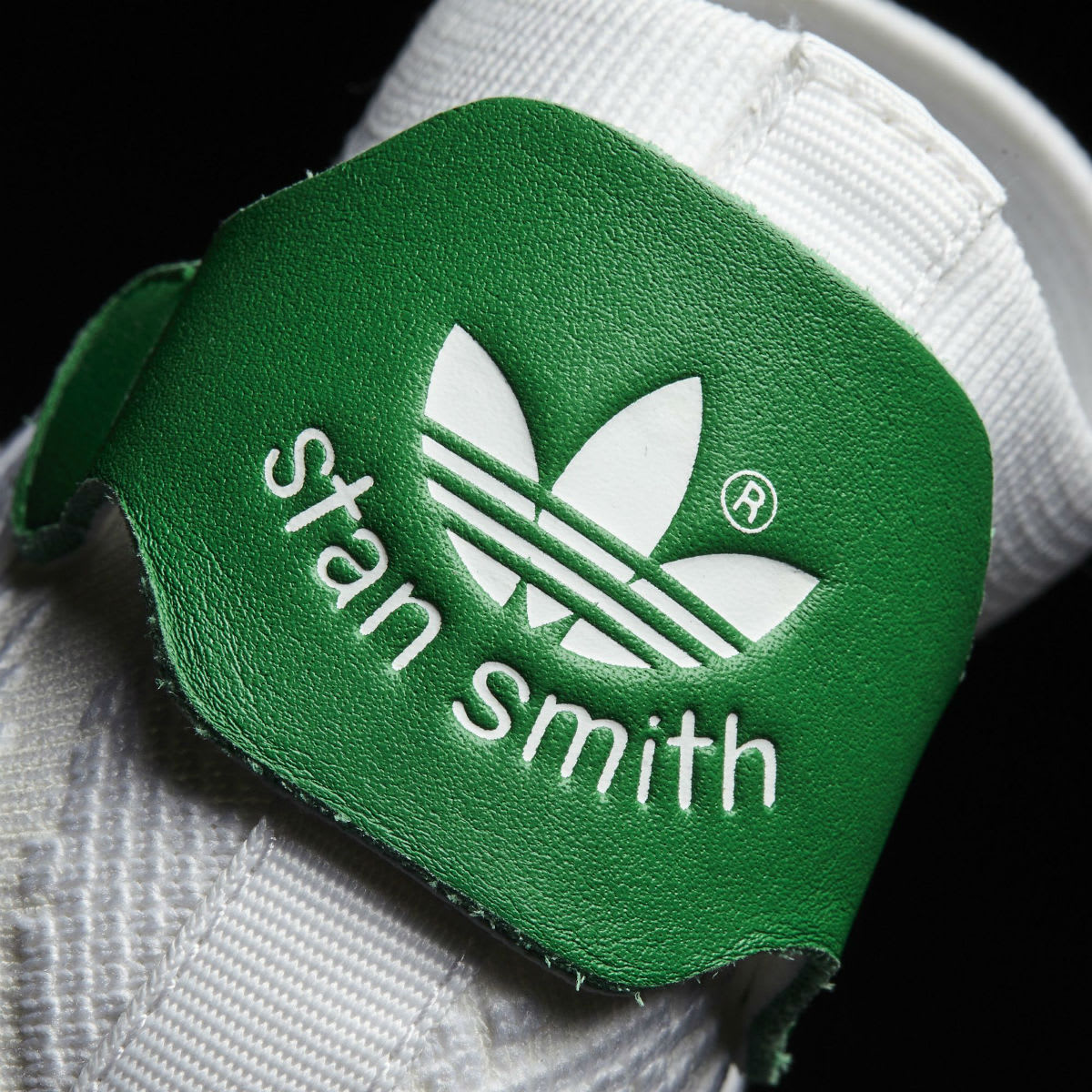 Adidas Stan Smith Sock Primeknit Classic Green Heel