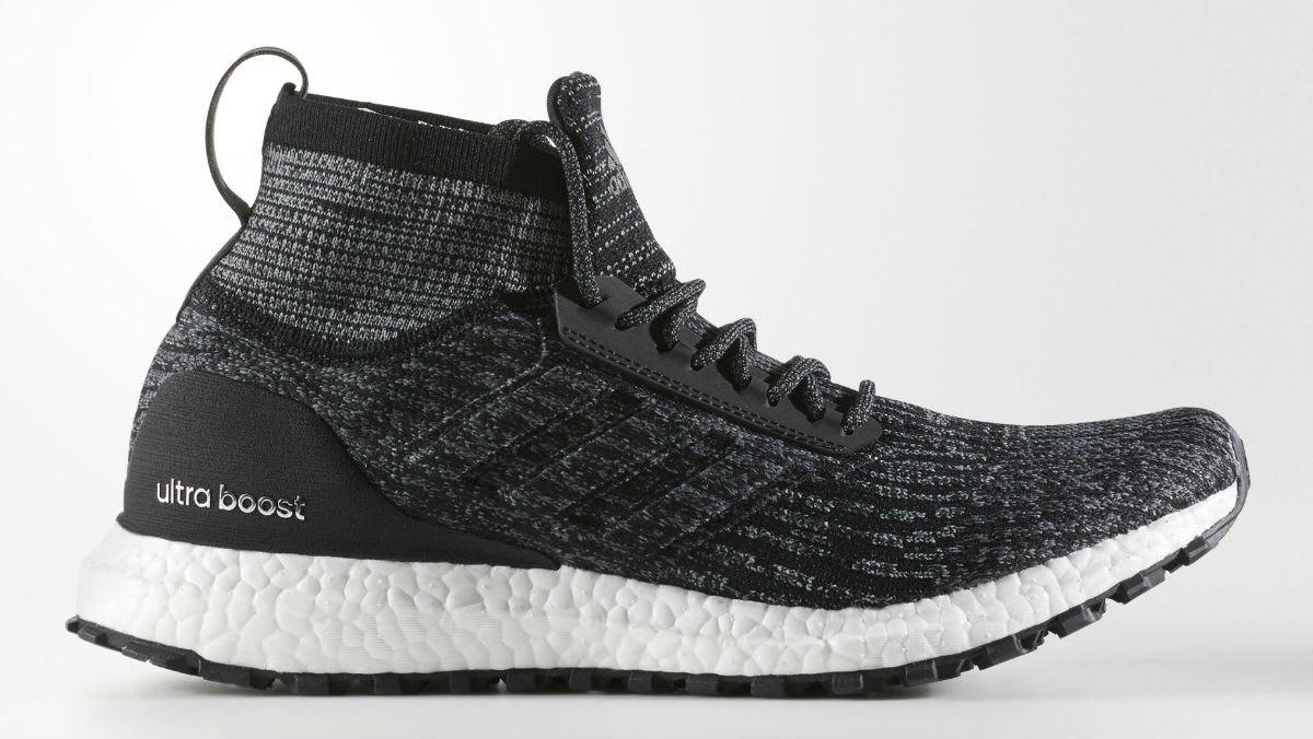 Adidas Ultra Boost ATR Mid Black White Oreo Release Date Profile S82036