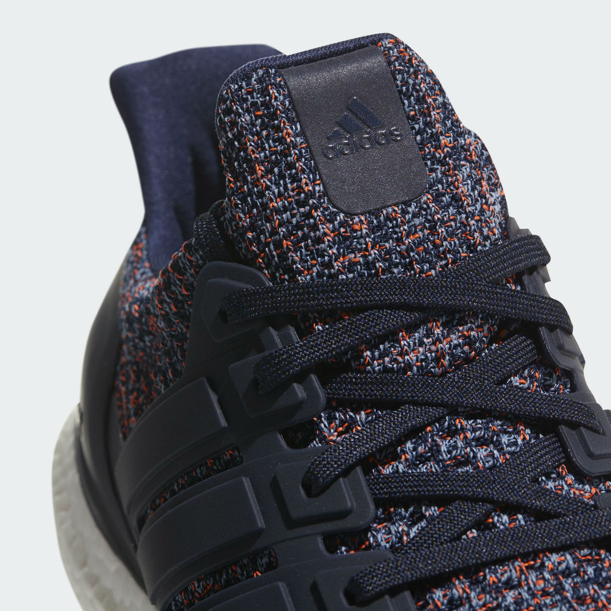 Adidas Ultra Boost Navy Multicolor BB6165 Release Date Tongue
