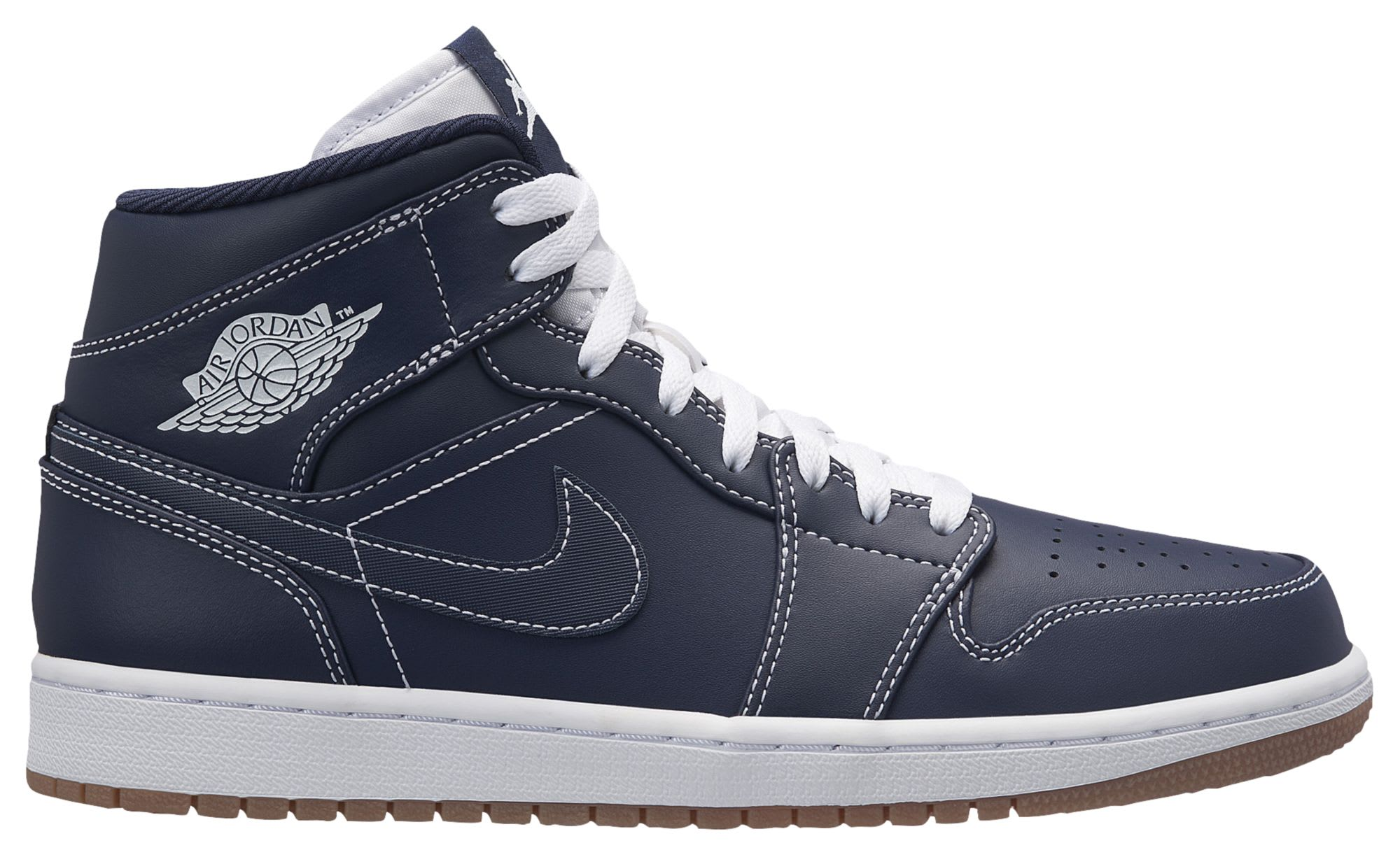 Air Jordan 1 Mid Jeter Re2pect Release Date Profile AA6342-402