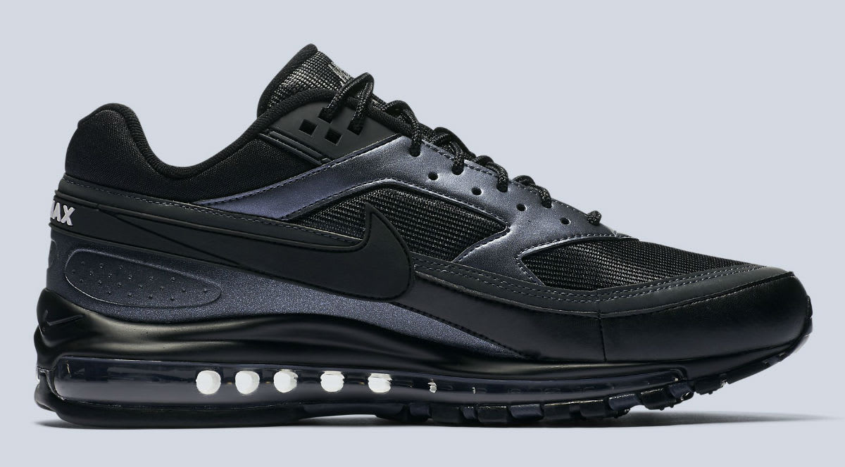 Nike Air Max 97/BW Black Release Date AO2406-001 Medial