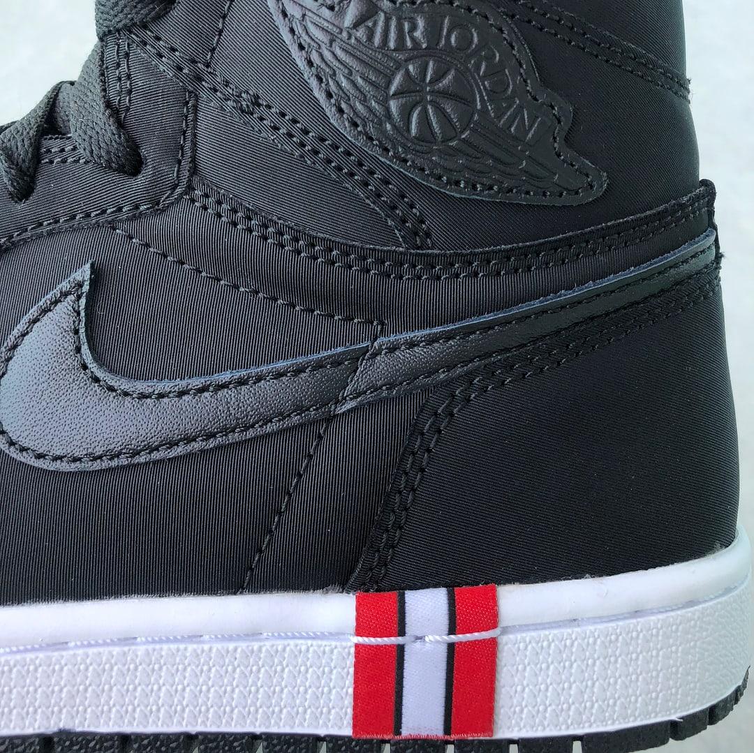 PSG x Air Jordan 1 Release date AR3254-001 Swoosh