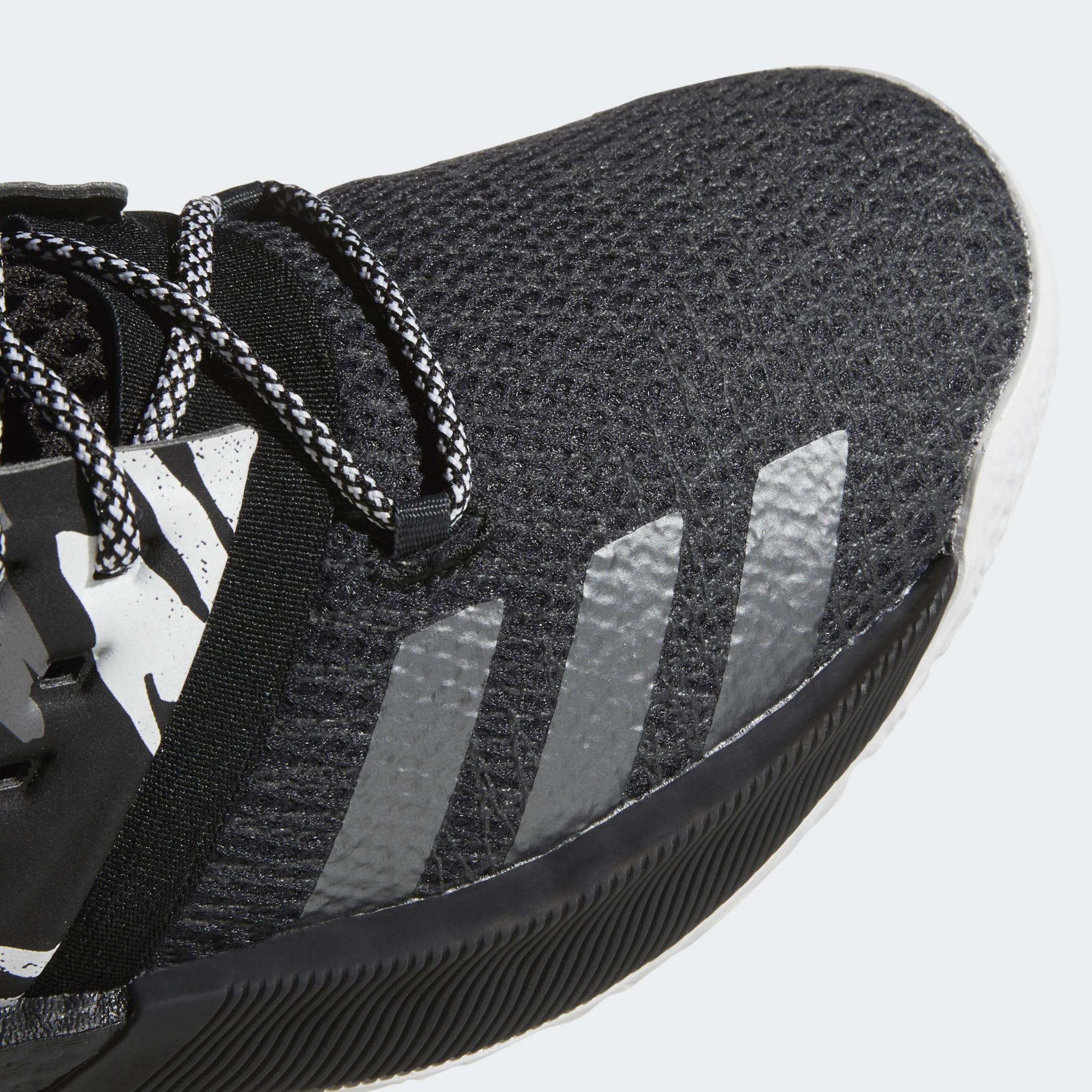 Adidas Harden Vol. 2 Traffic Jam Release Date AH2217 Toe