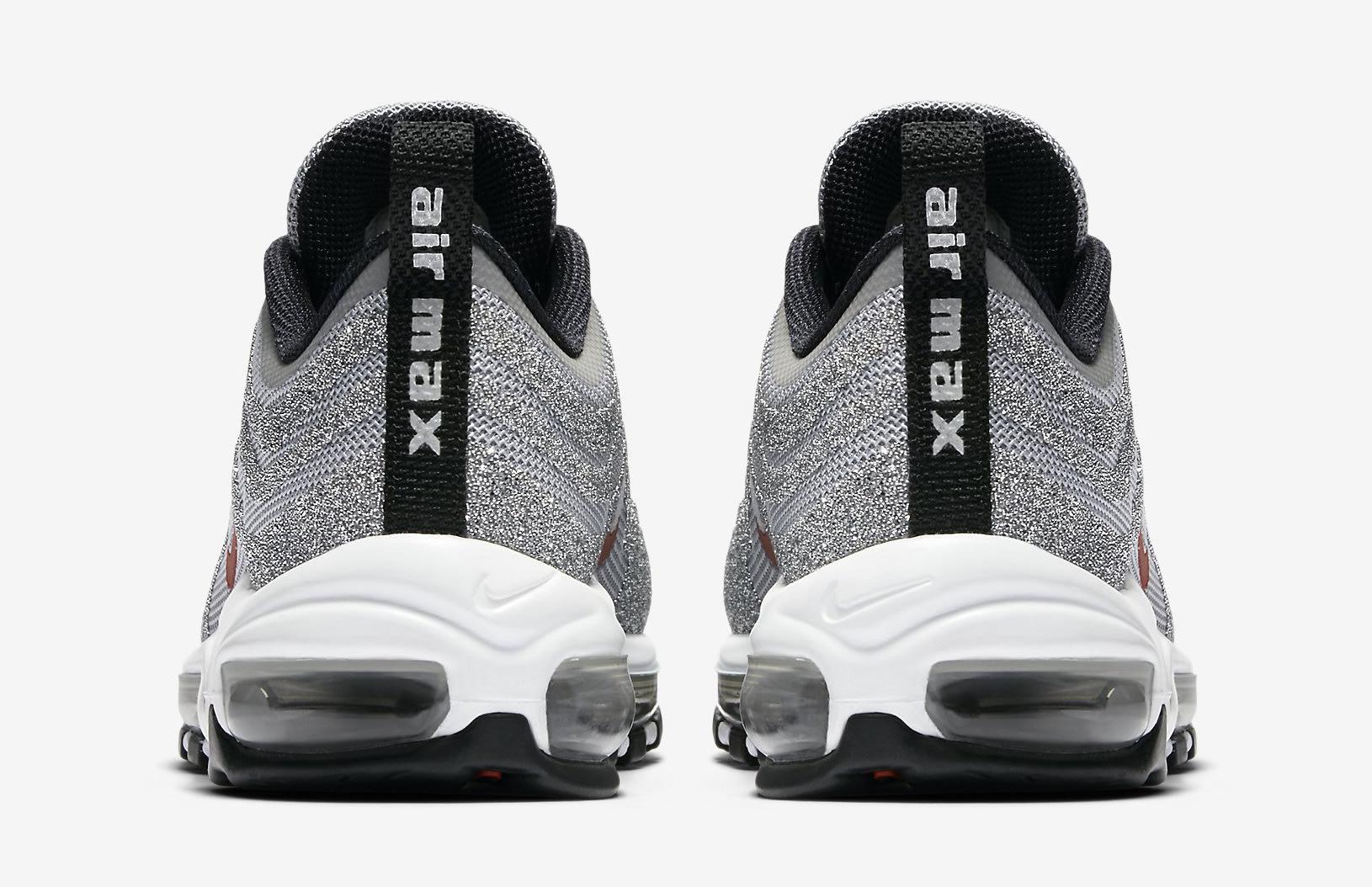 Crystal Nike Air Max 97 927508-002 Heel