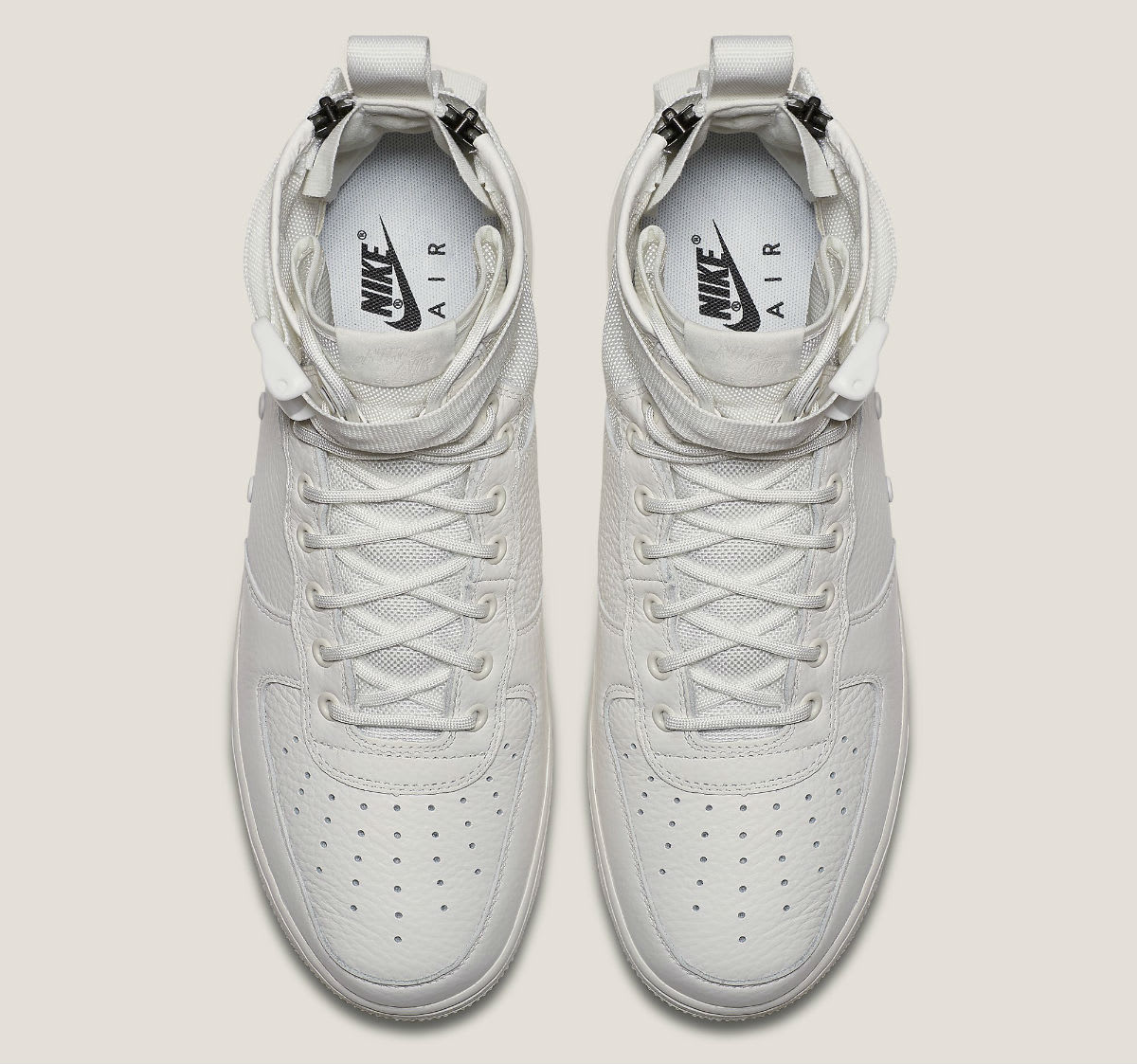 Nike Special Field Air Force 1 Mid Ivory Release Date Top AA6655-100