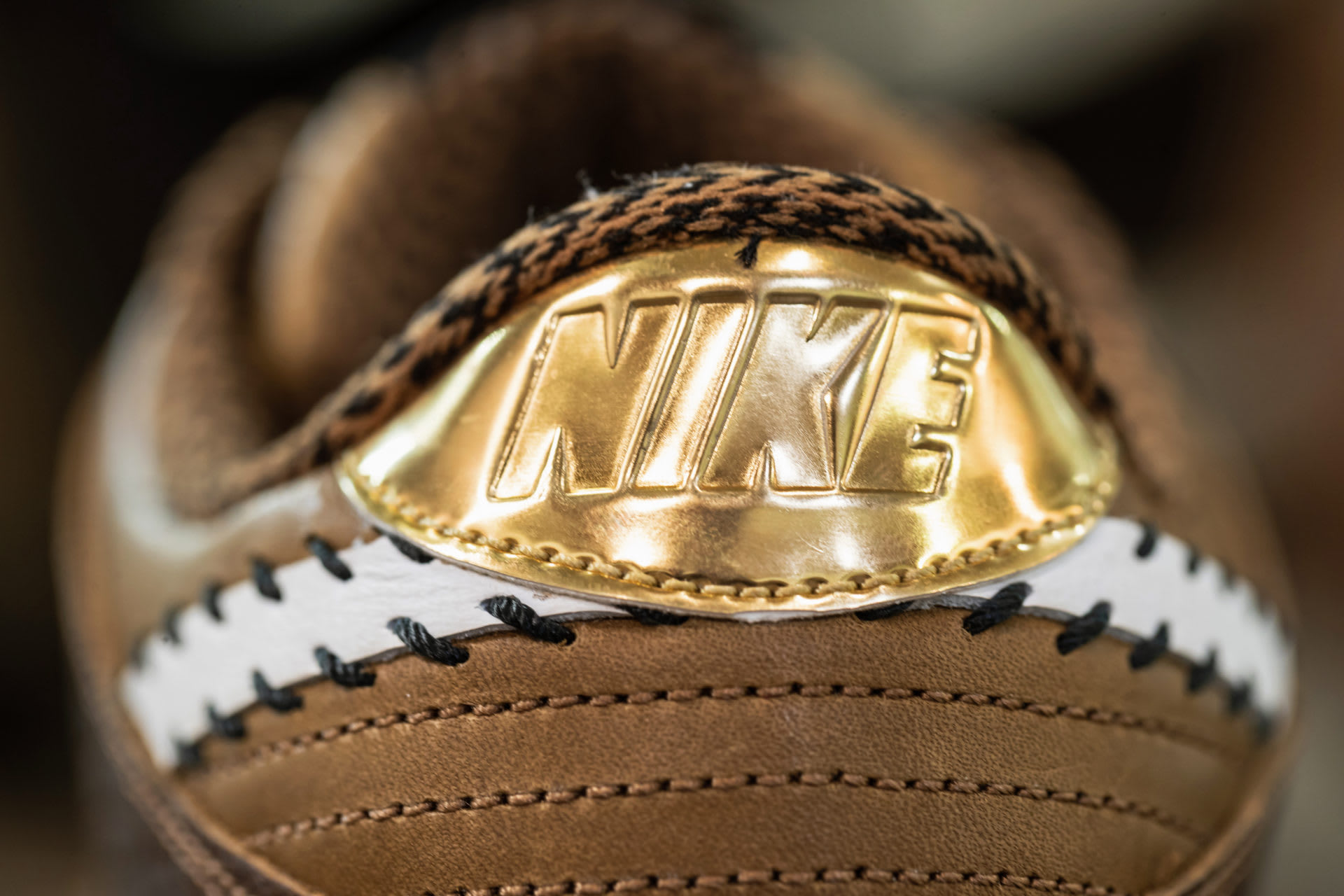 Nike Dunk Low PRM QS Paris 'Ale Brown' AH1072-200 (Heel)