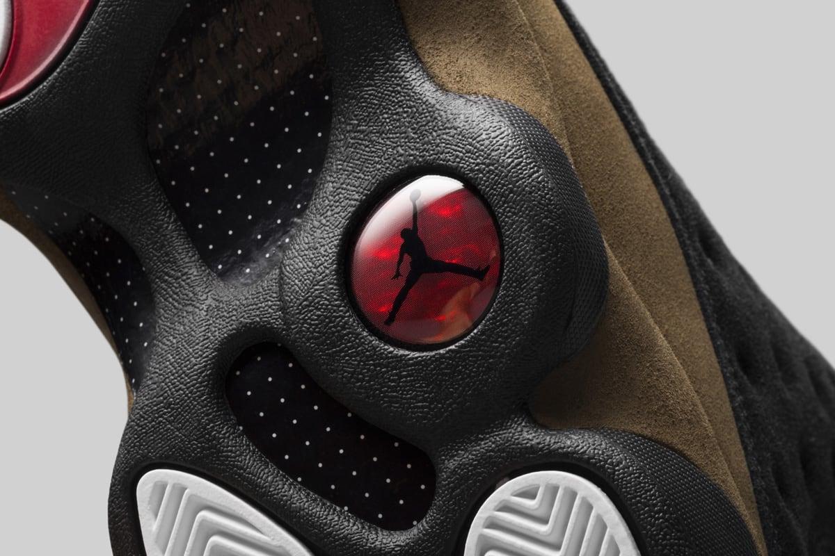 Air Jordan 13 Olive 414571-006