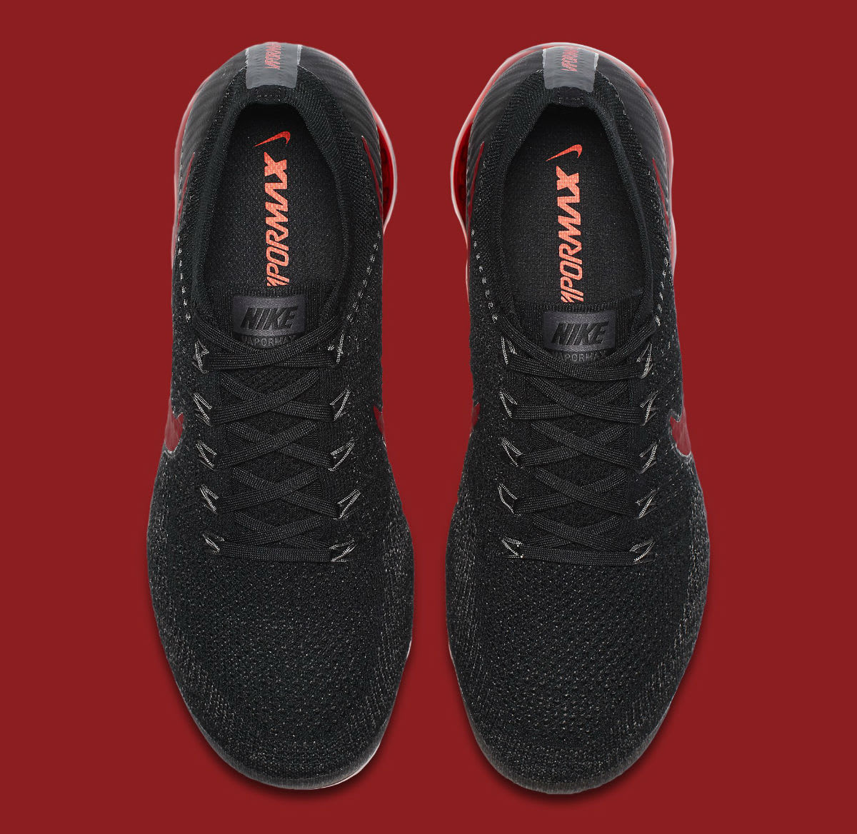 61fdbec760 Nike Air VaporMax Bred Release Date 849558-013 Top . ...