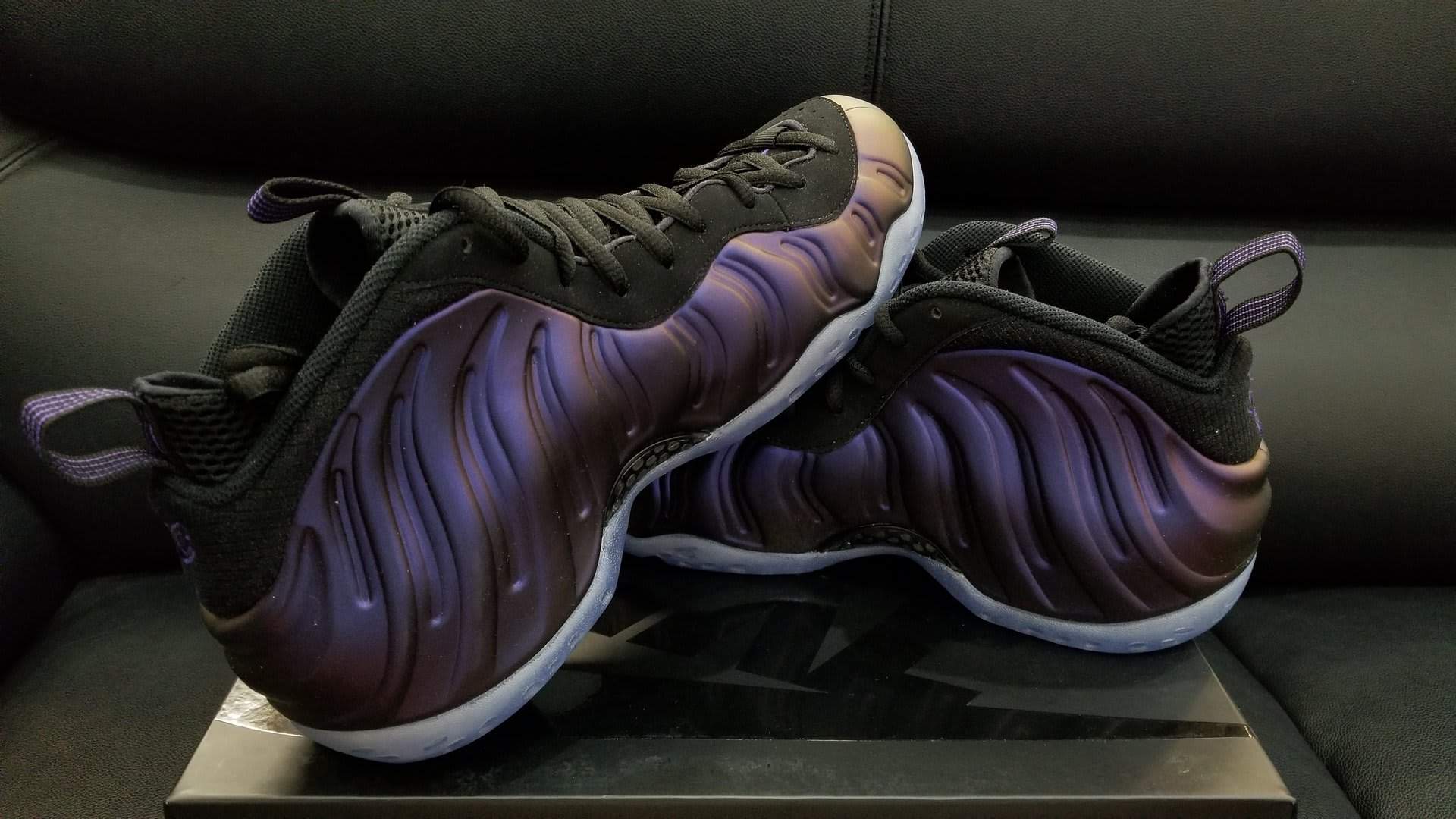 Nike Air Foamposite One Eggplant 2017 Release Date Medial 314996-008