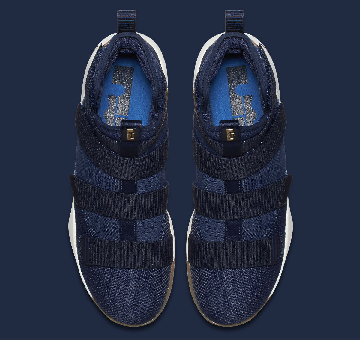 Nike LeBron Soldier 11 Cavs Navy Release Date Top 897644-402