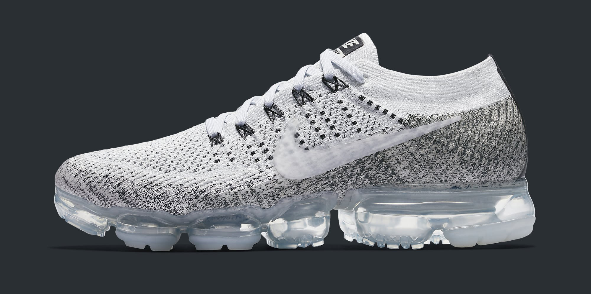 NIKE AIR VAPORMAX FLYKNIT DARK GREY/BLACK 849558 002