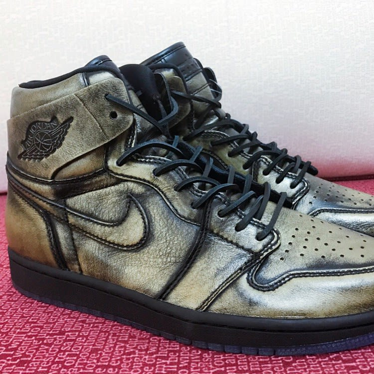 Air Jordan 1 Wings 2017 Release Date Side