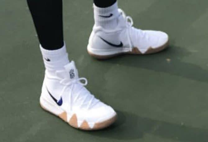 White Bottom Shoes