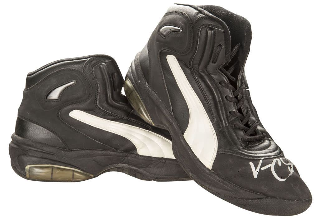 Vince Carter Puma Cell Origin Mid