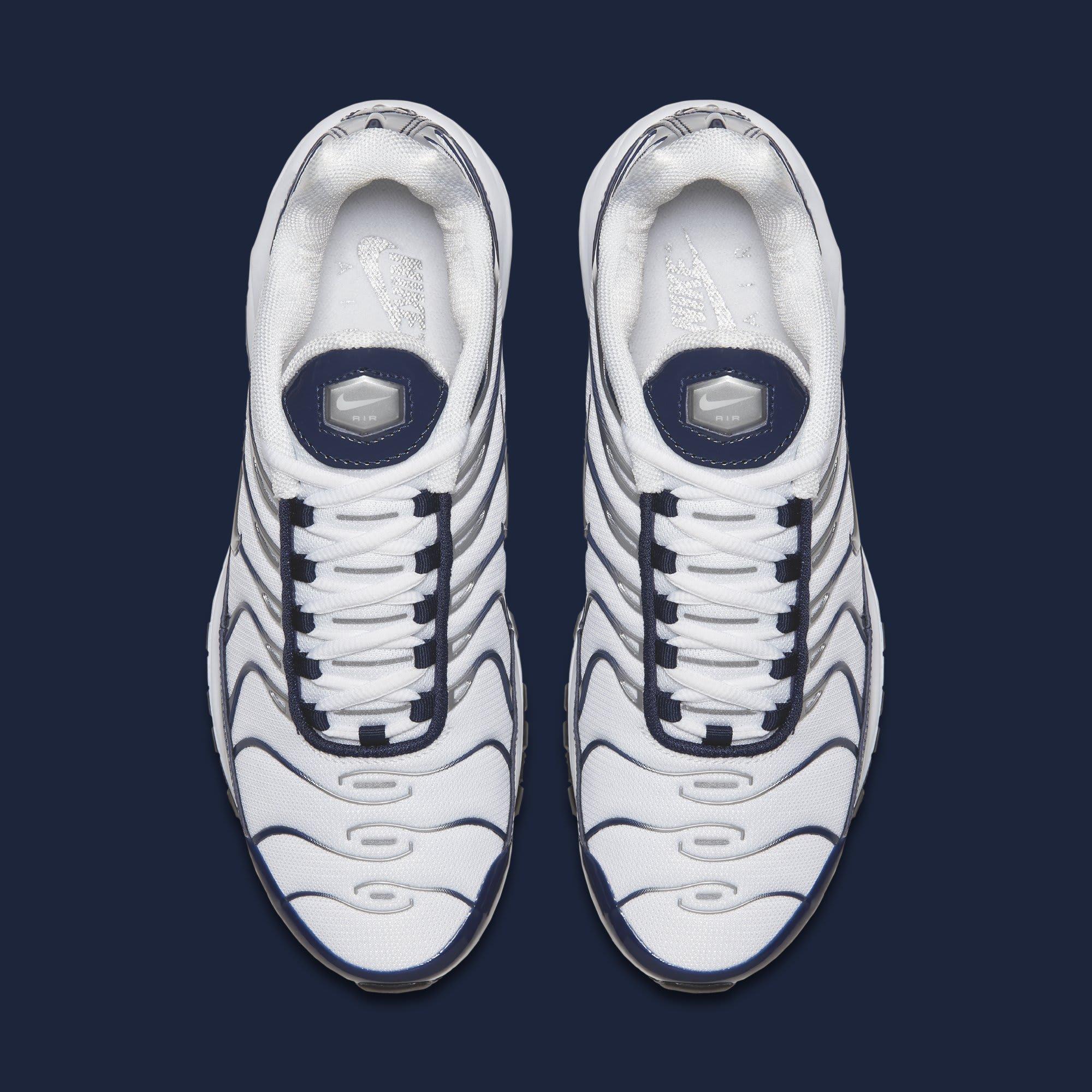 Nike Air Max Plus 97 AH8144-100 (Top)