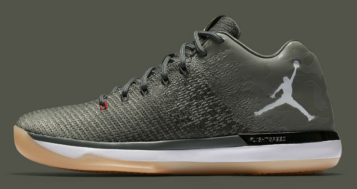 71ead16f0f9a ... free shipping air jordan 31 low camo release date lateral 897564 051  6cad2 05dda
