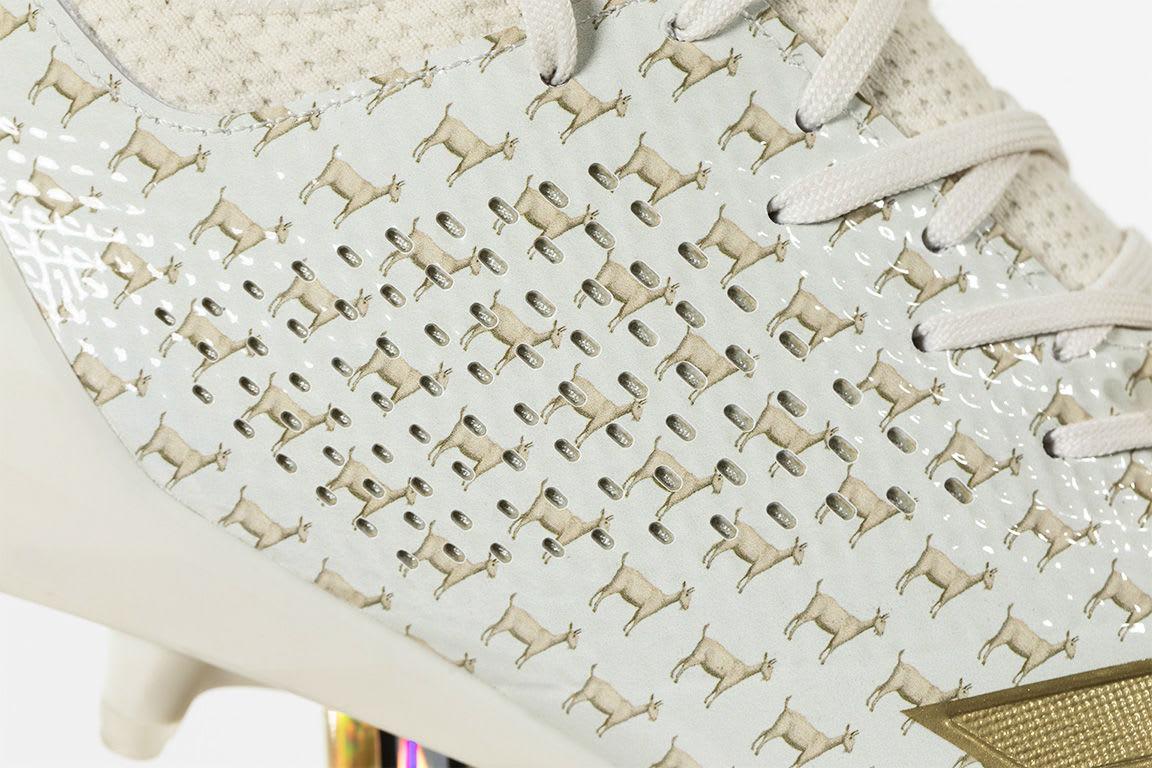 Adidas Adizero 5-Star 7.0 Emoji Cleats GOAT Close