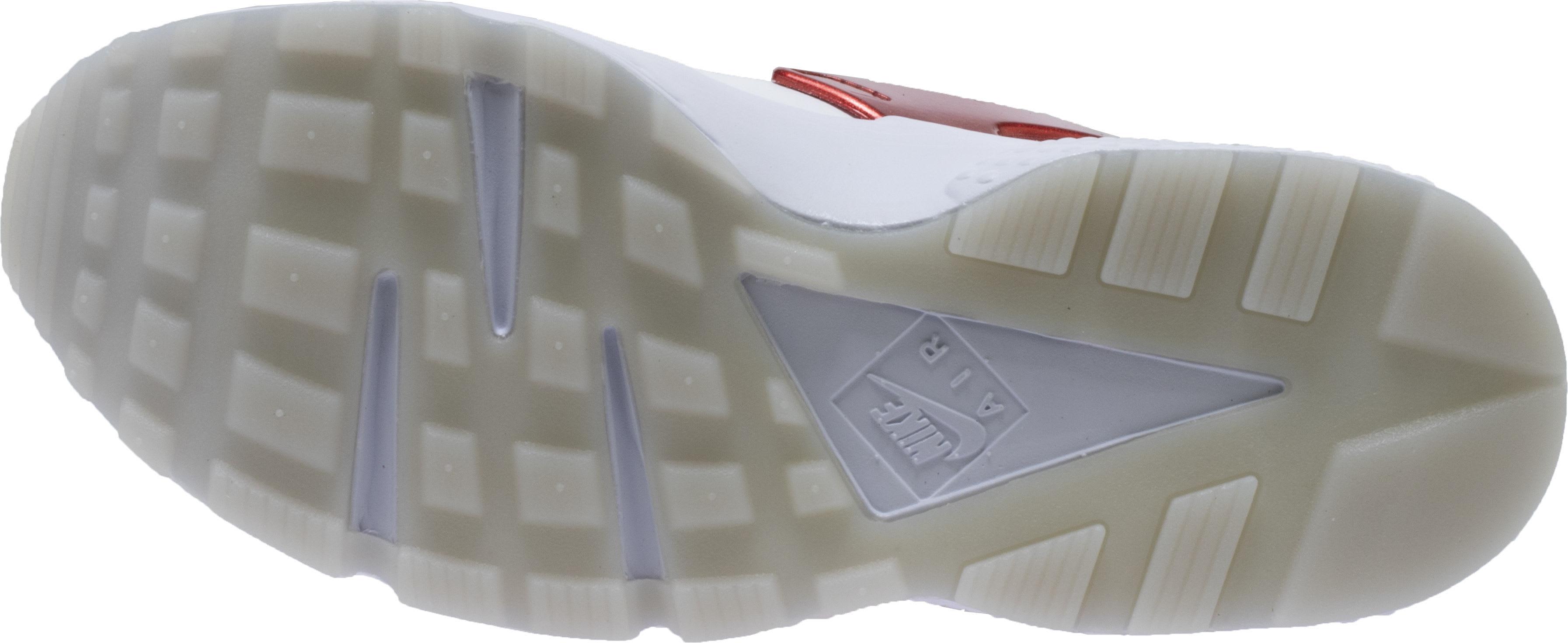 1a6f1a97e0a5b Image via Shoe Palace Shoe Palace x Nike Air Huarache White Red Platinum   Joonbug  AJ5578-