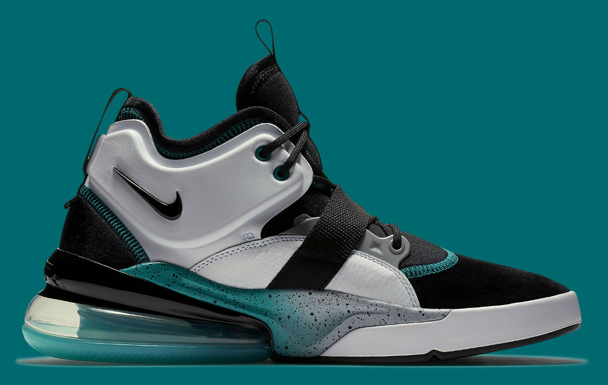 1f2201a518 Image via Nike Nike Air Force 270 Command Force Release Date AH6772-008  Medial