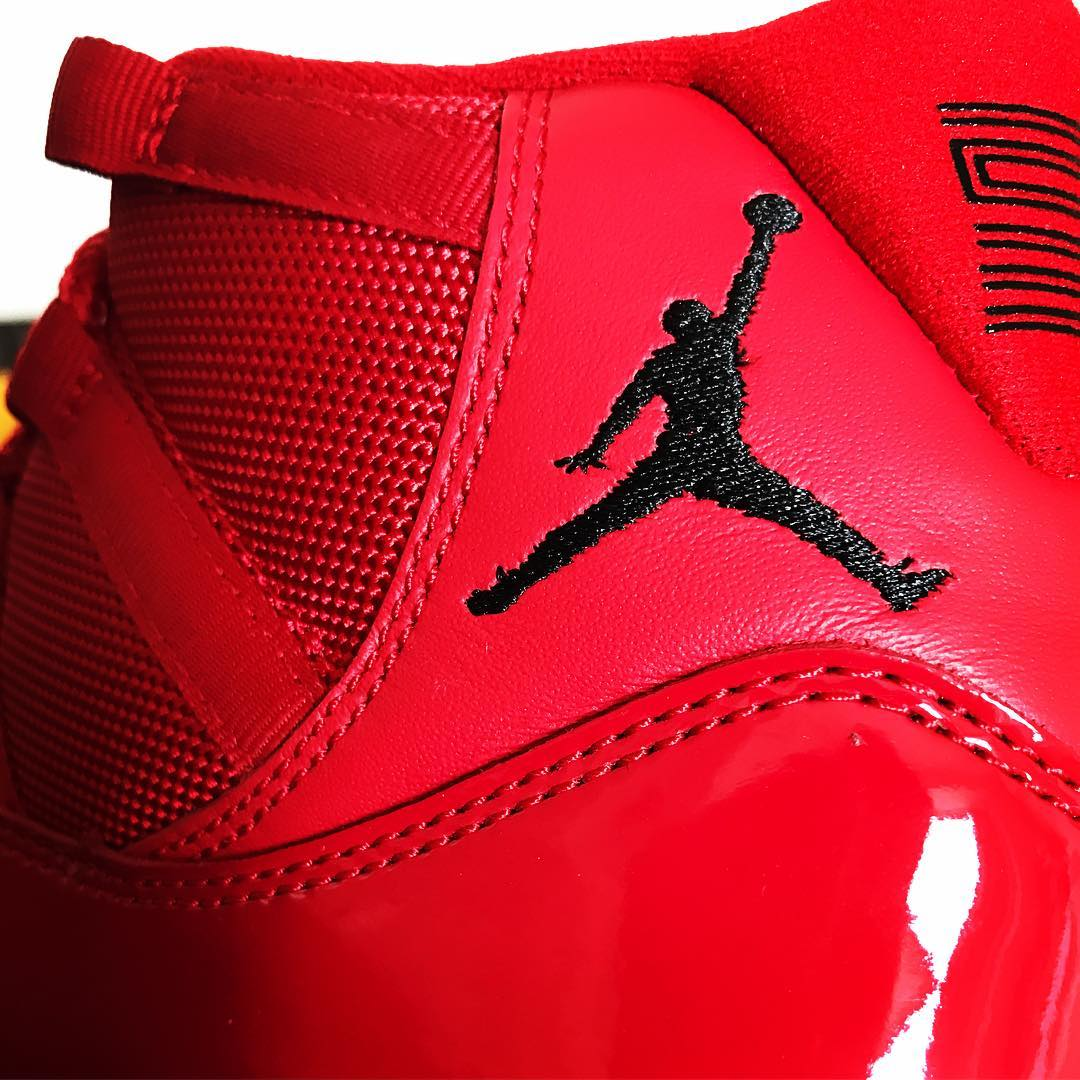 Air Jordan 11 Gym Red Release Date Jumpman 378037-623